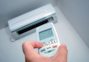 Air-conditioning electrical services